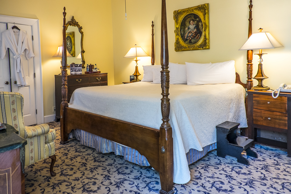 Eliza Thompson House Guest Rooms Savannah
