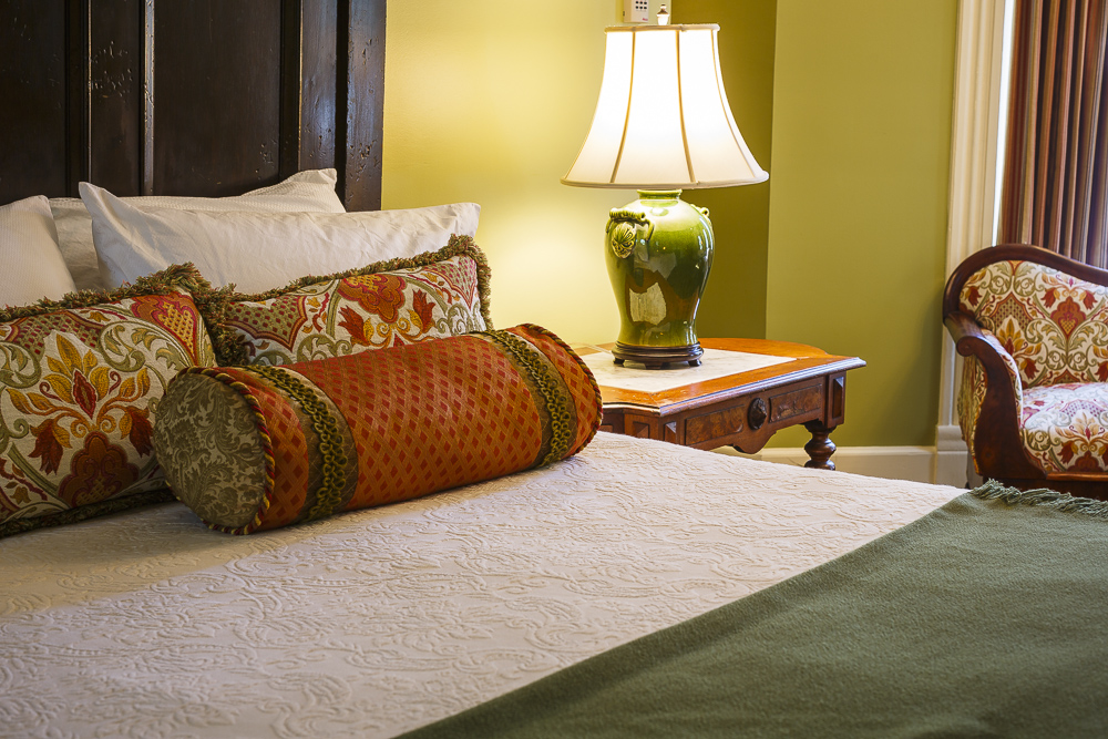 Savannah B&B comfortable bed